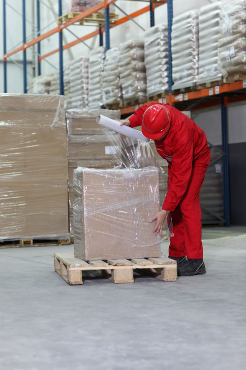 materials catalyst shrink wrap