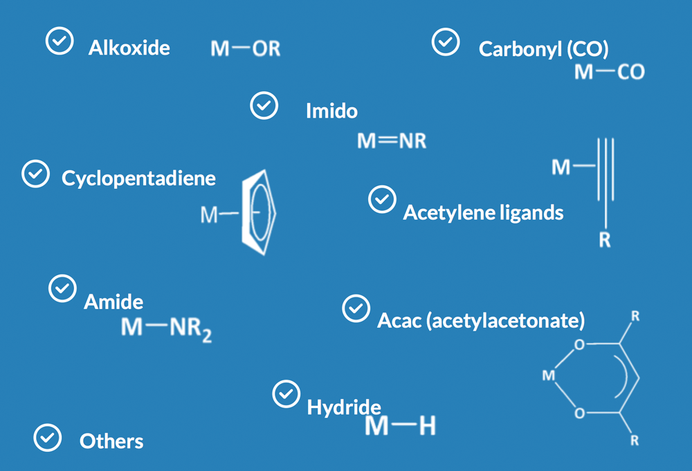 advanced precursors compounds